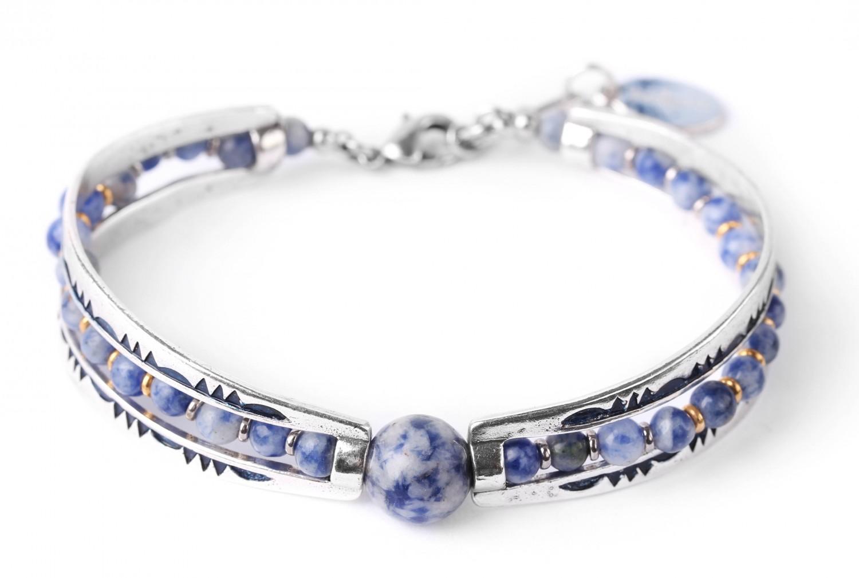 BABYLONE bracelet 2 éléments
