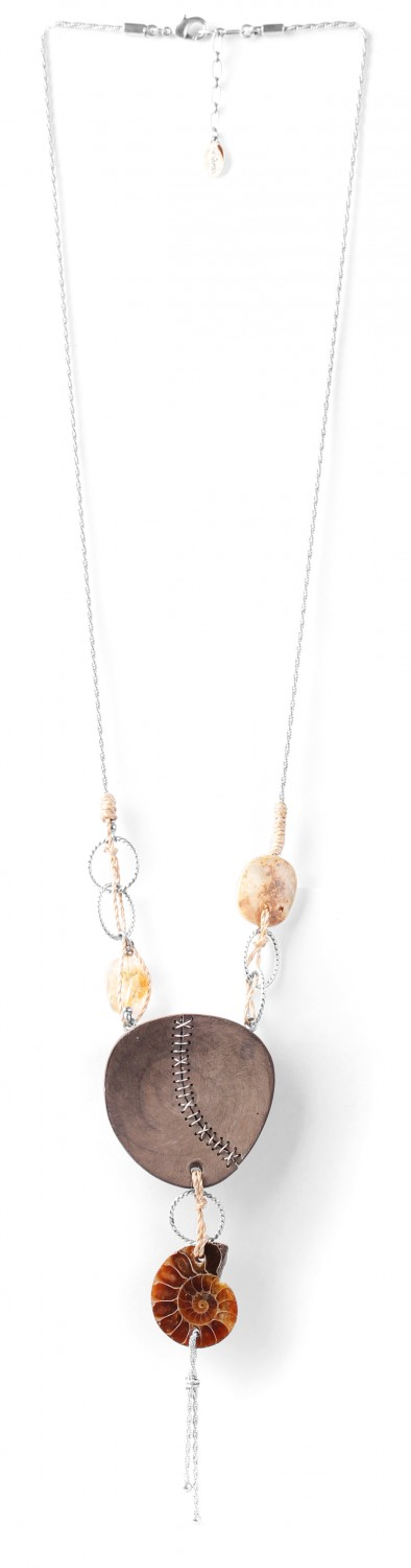 WABI SABI collier long