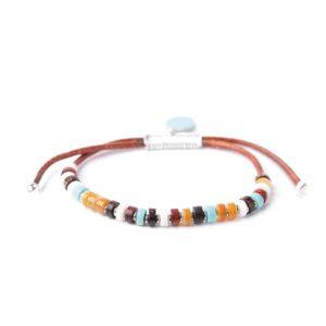 MANAKA  bracelet macramé