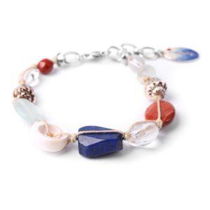 BAHIA  bracelet fermoir