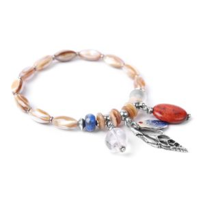 BAHIA  bracelet multi pampilles