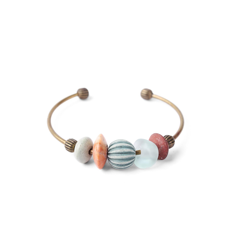JARDIN DU DESERT bracelet jonc rigide