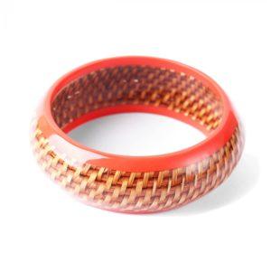 MON PANIER bracelet bangle rond