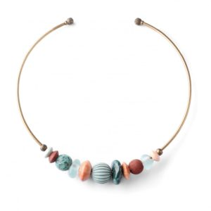 JARDIN DU DESERT bracelet torque