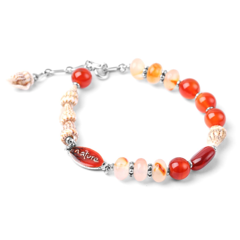 ESCAPADES bracelet orange