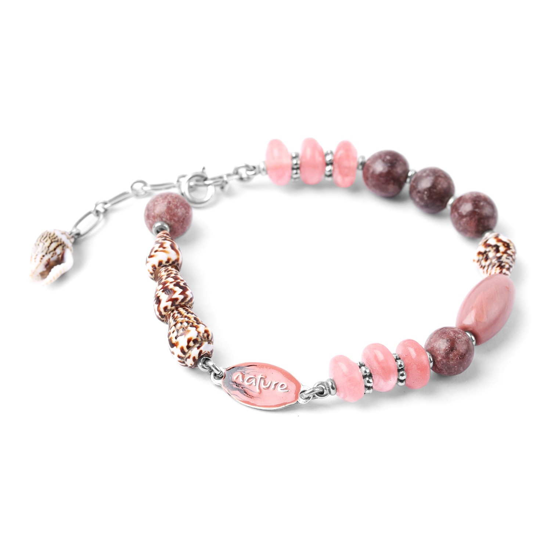 ESCAPADES bracelet rose