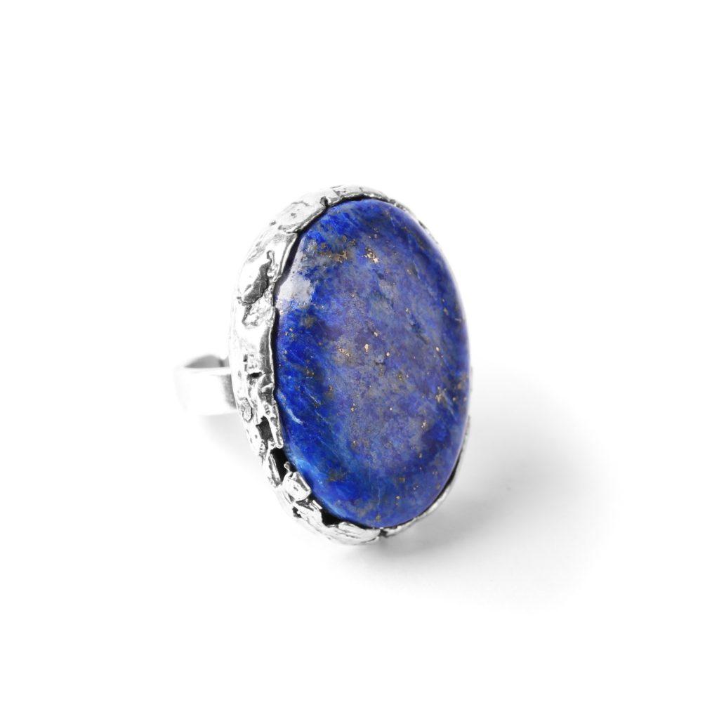anay bague lapis lazuli nature bijoux. Black Bedroom Furniture Sets. Home Design Ideas
