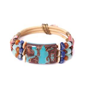 SOCOTRA bracelet 3 rangs