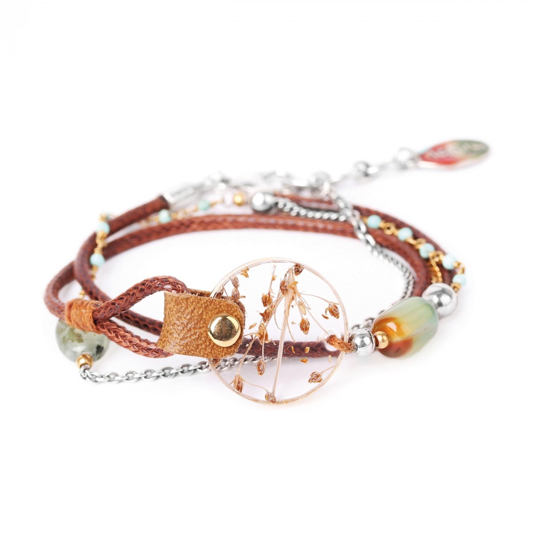 BOTANISTE bracelet 3T