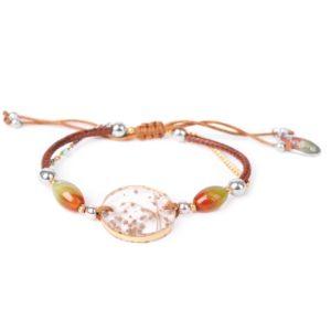 BOTANISTE bracelet ajustable