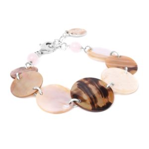 LA LUNA bracelet disques