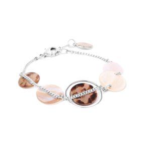 LA LUNA bracelet chaine