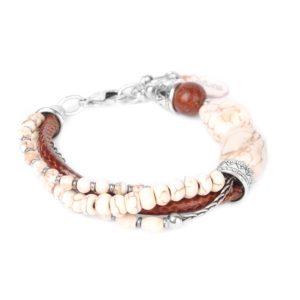 CASABLANCA bracelet 4 & 1 rang