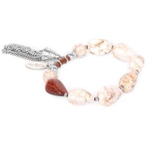 CASABLANCA bracelet pompon