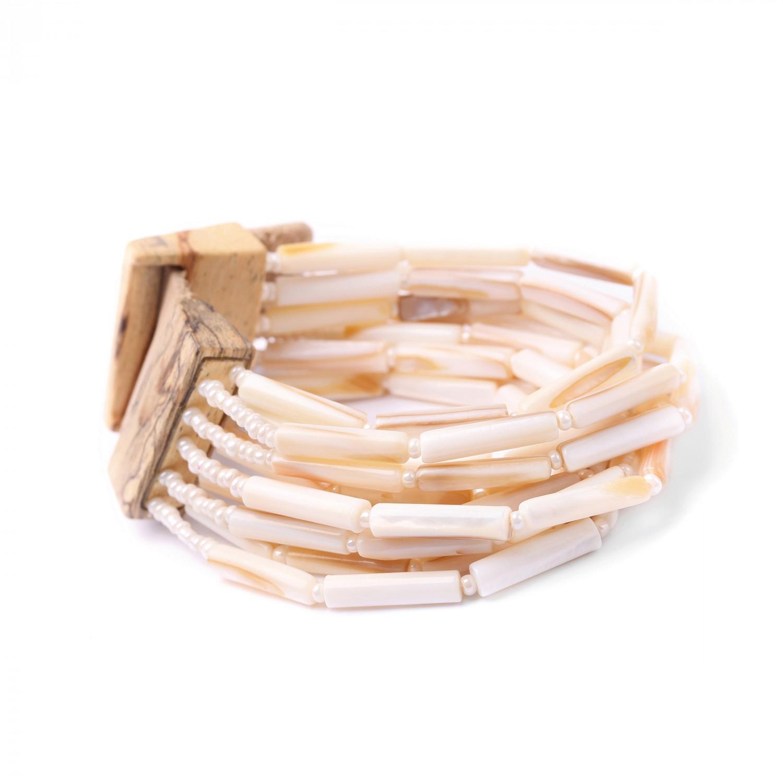 OCEAN bracelet fermoir ceinture