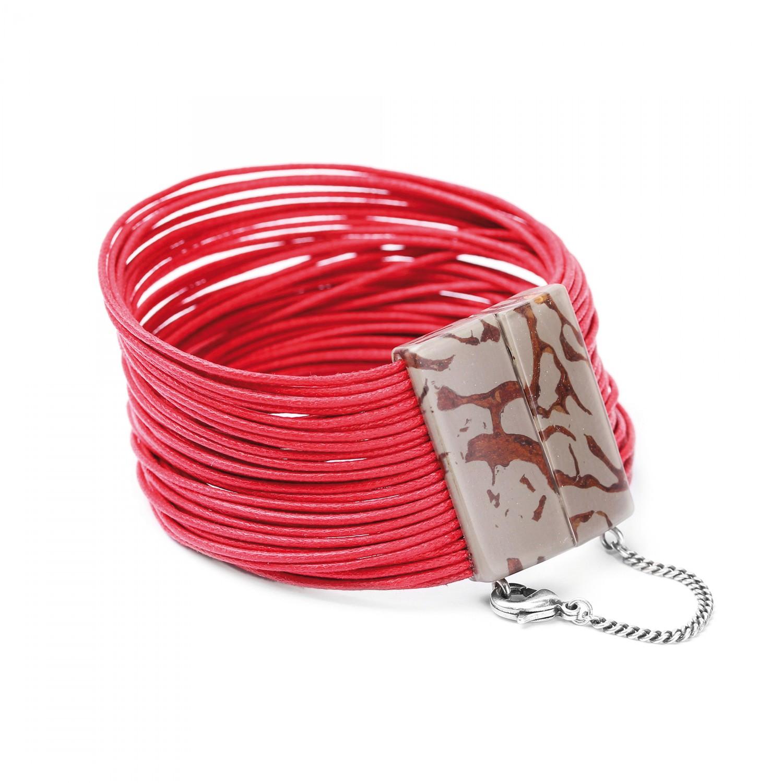 CONCRETE JUNGLE bracelet aimant