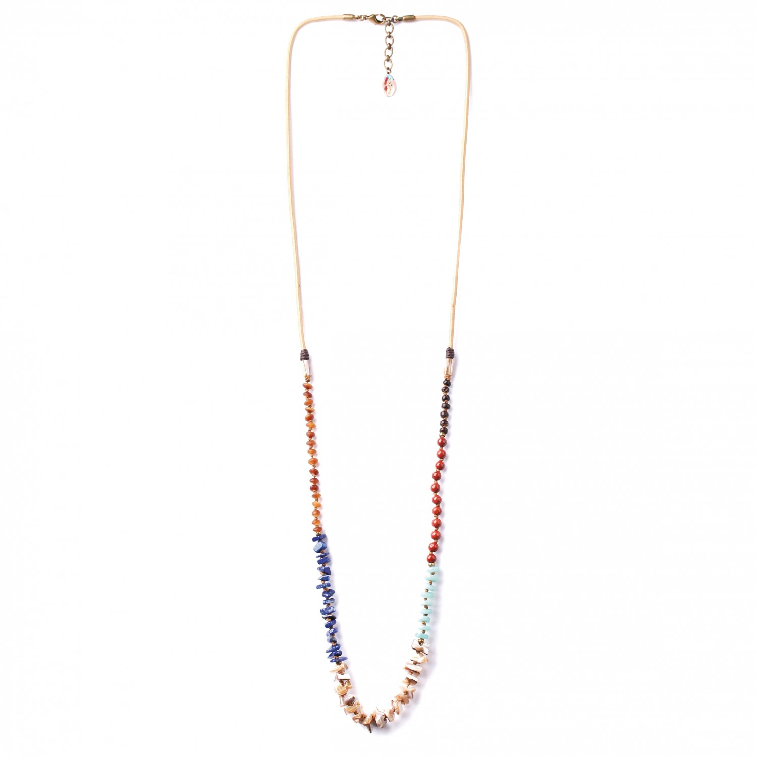 SOCOTRA collier long