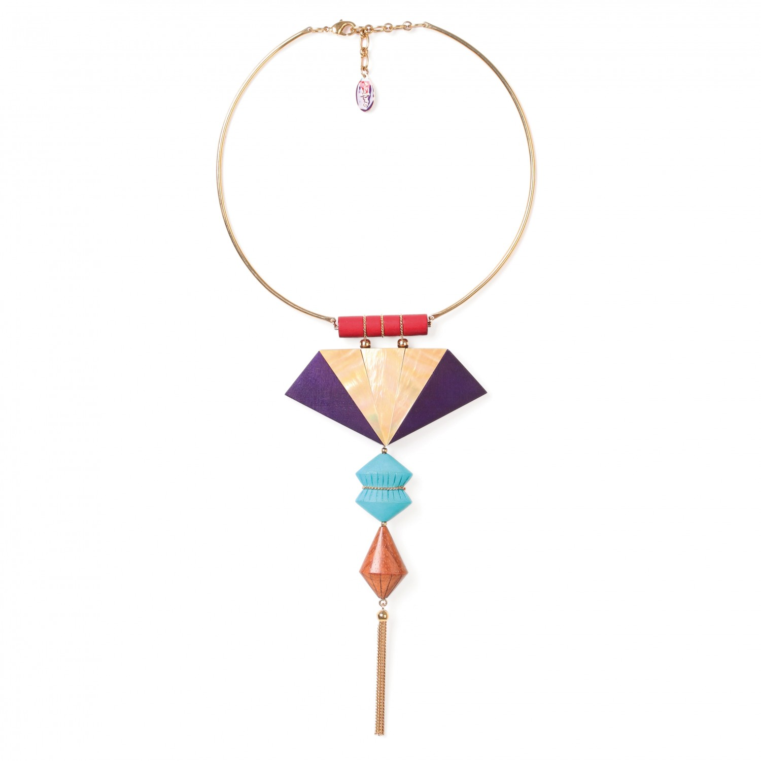 ARTY TOTEM LE collier