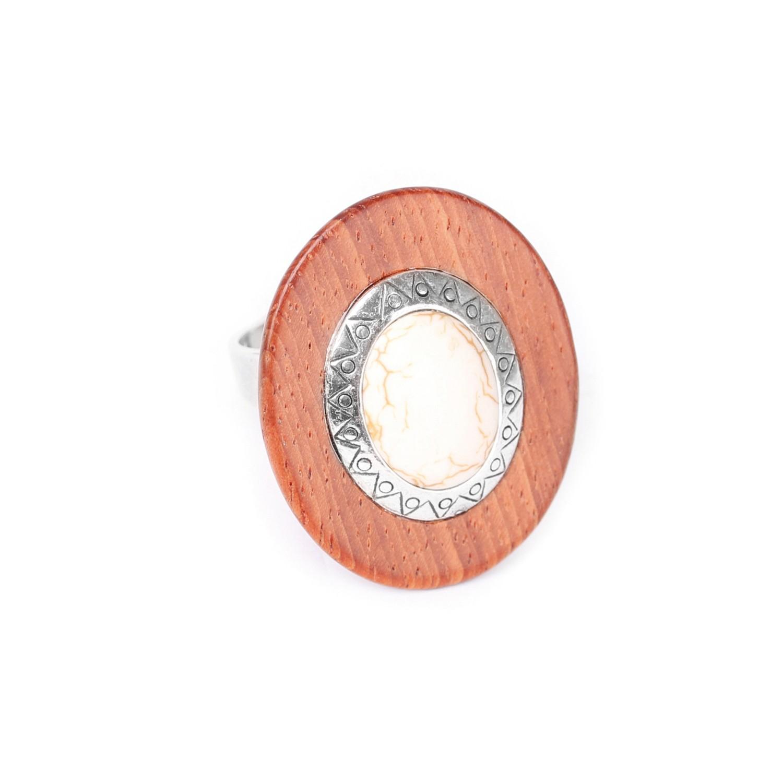 CASABLANCA bague ovale bayong