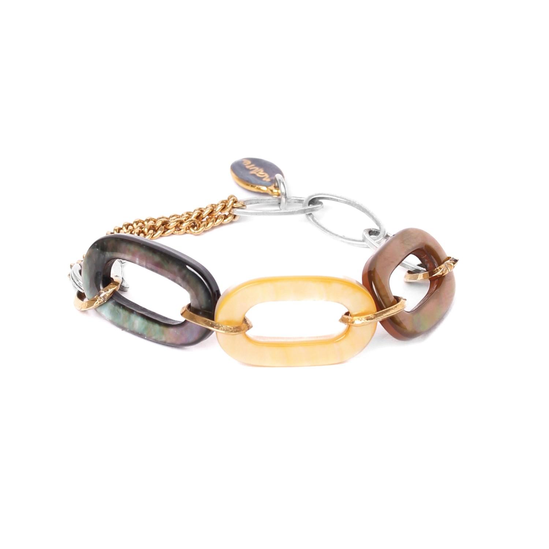 RINGO STAR petit bracelet 3 anneaux