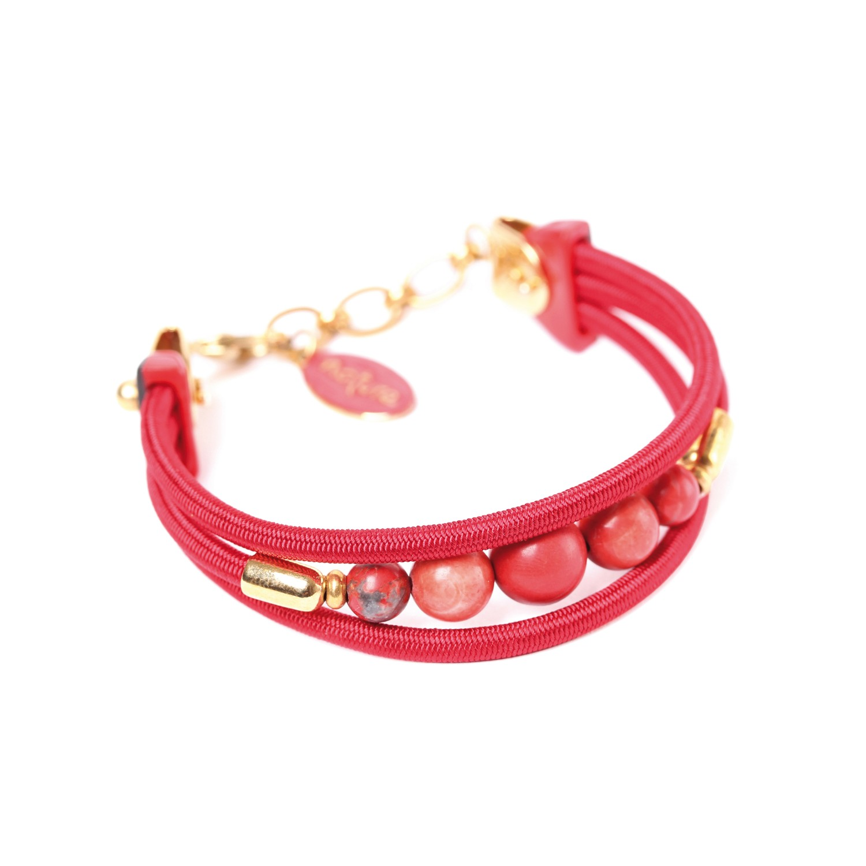 IGUAZU bracelet 3 rangs