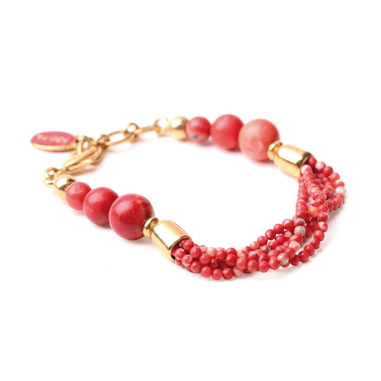 IGUAZU bracelet 1 & 5 rangs