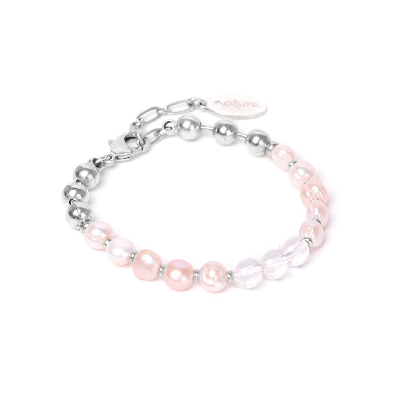 WHITE SWAN bracelet simple