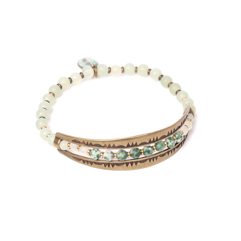 VERACRUZ bracelet extensible 1 pc métal