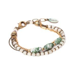 VERACRUZ bracelet 5 rangs
