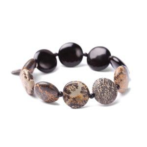 TENERE bracelet extensible perles rondes