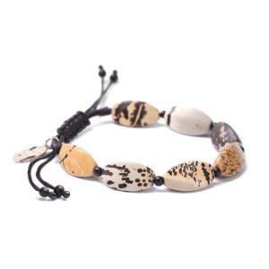TENERE bracelet macramé 7 perles