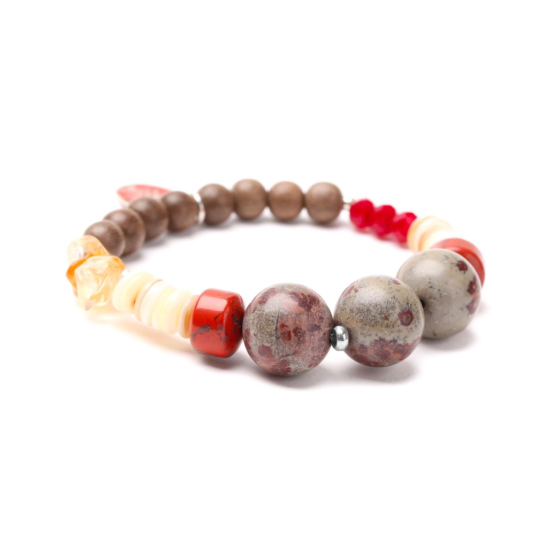 DESERTIGO extensible perles rondes