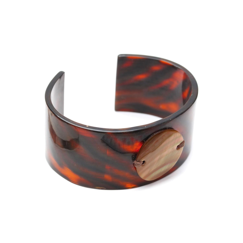 MASAI MARA gros bracelet rigide