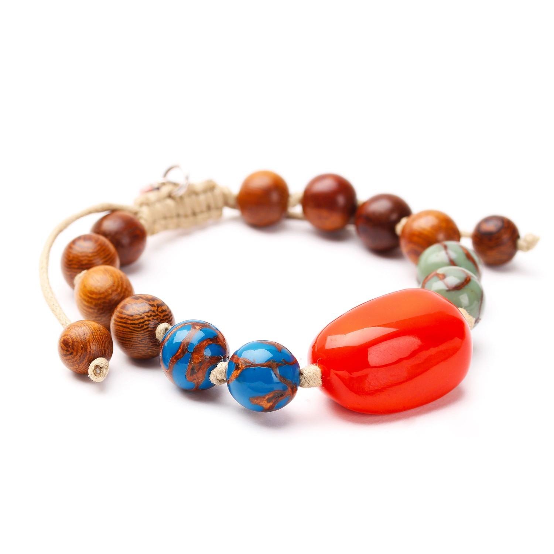 WANDJI bracelet macramé