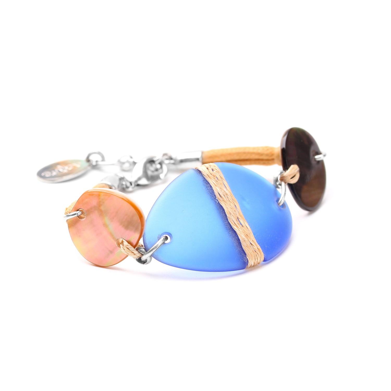 BELLE ILE bracelet 3 éléments