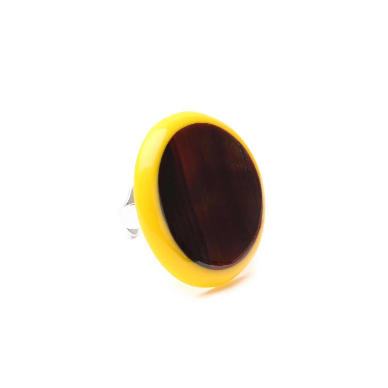 SOLARIUM bague ronde