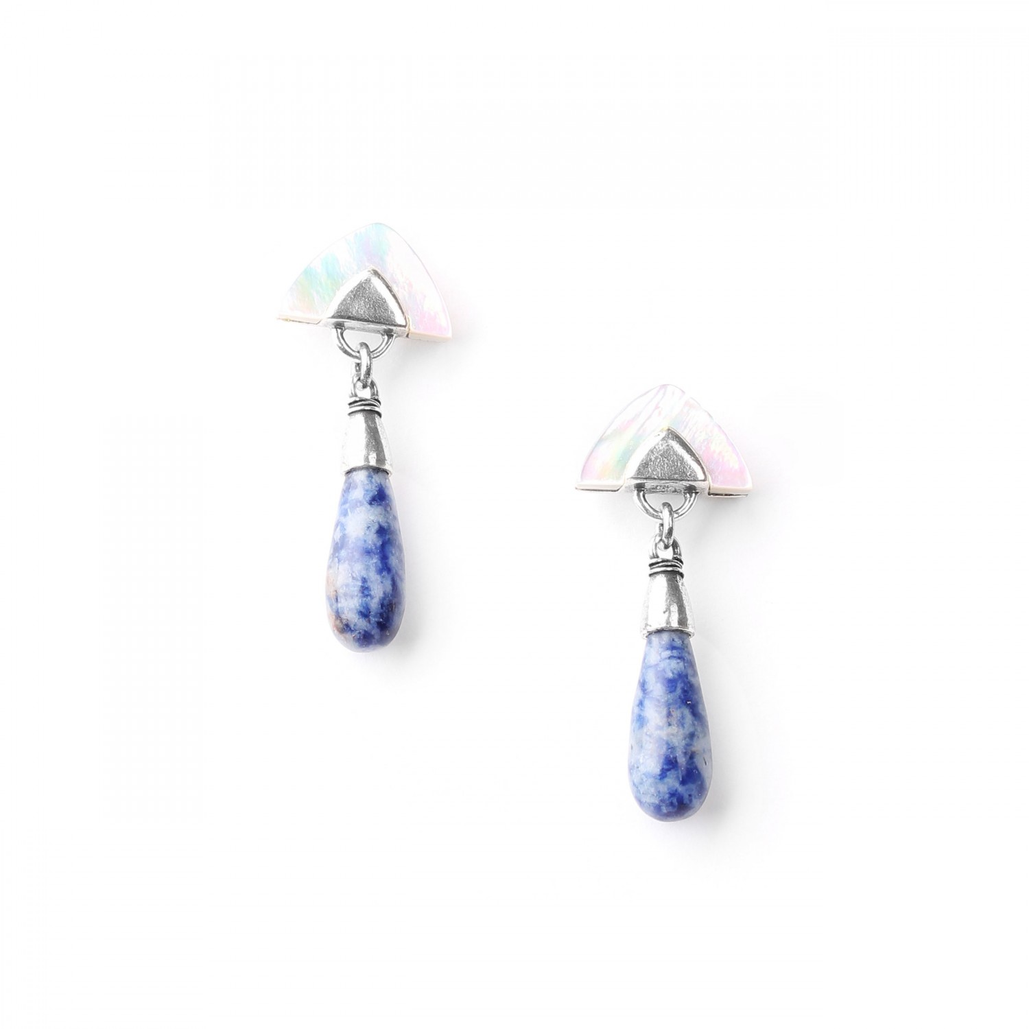 CYCLADES little sodalite drop ER