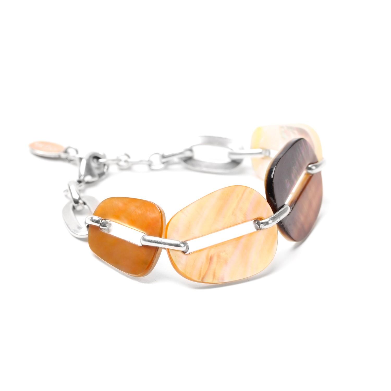 KIYOMIZU 4-element bracelet