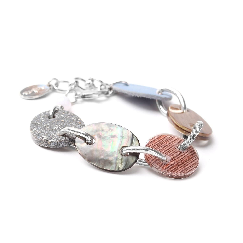 CLOUDY 5-element bracelet