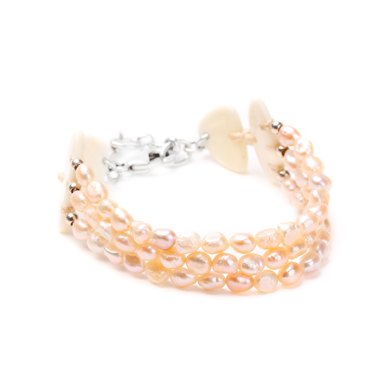 VALKYRIE bracelet 3 rangs