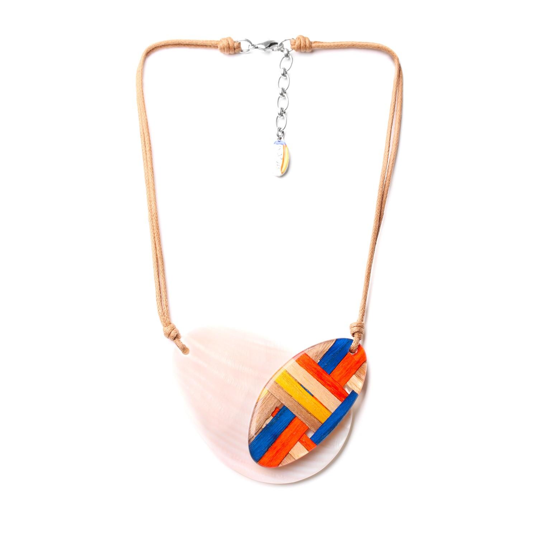 SAINT MALO magnet necklace