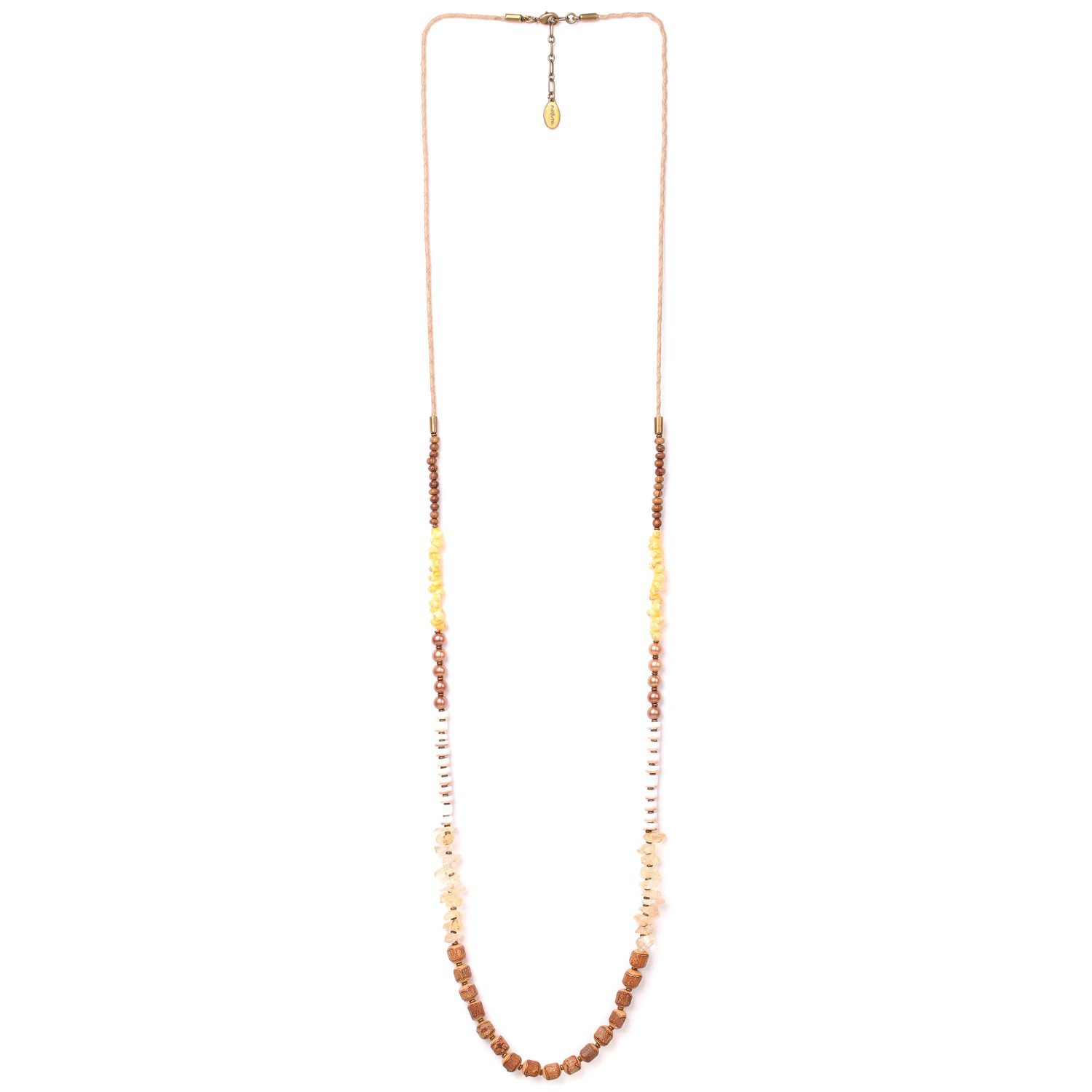 WILDERNESS long necklace