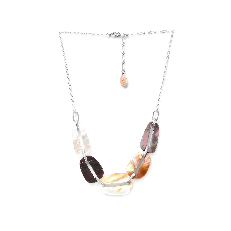KIYOMIZU 5-element necklace