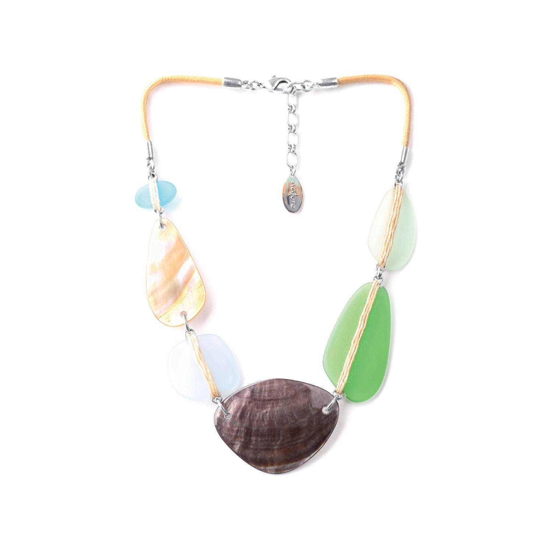 BELLE ILE 6-element necklace