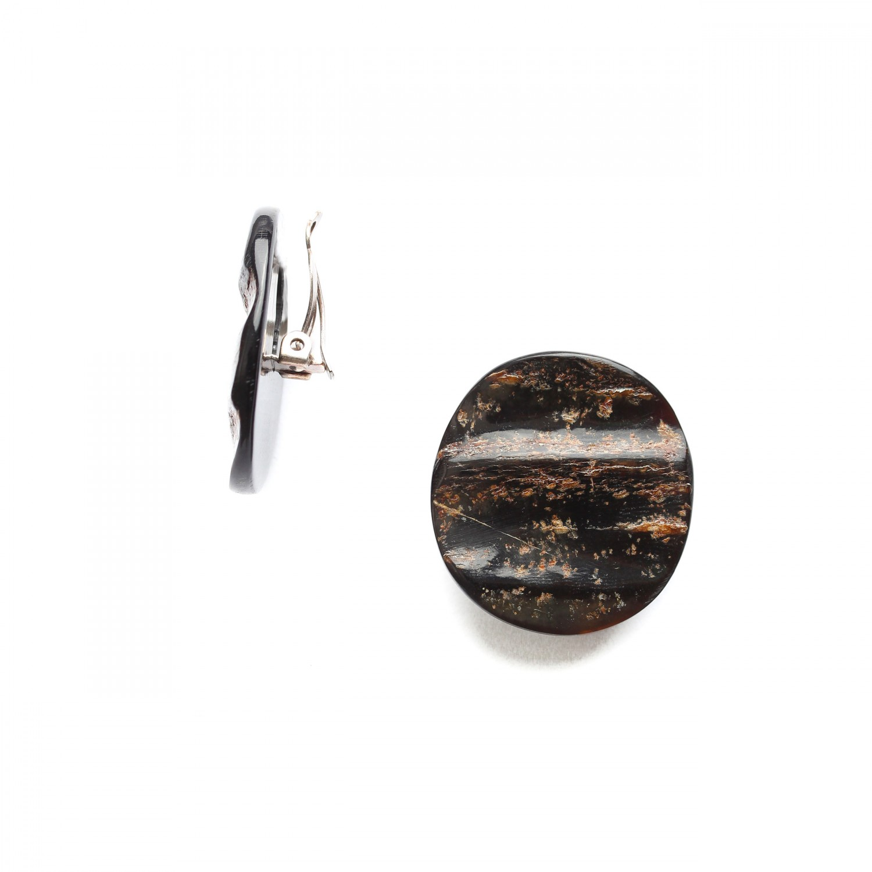 PINATUBO carabao horn round clips
