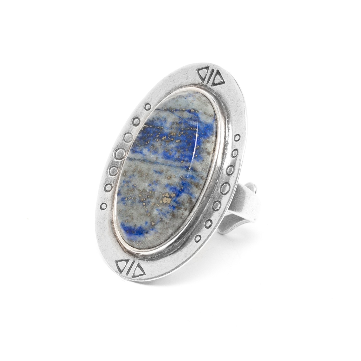 CONSTANTINE oval ring