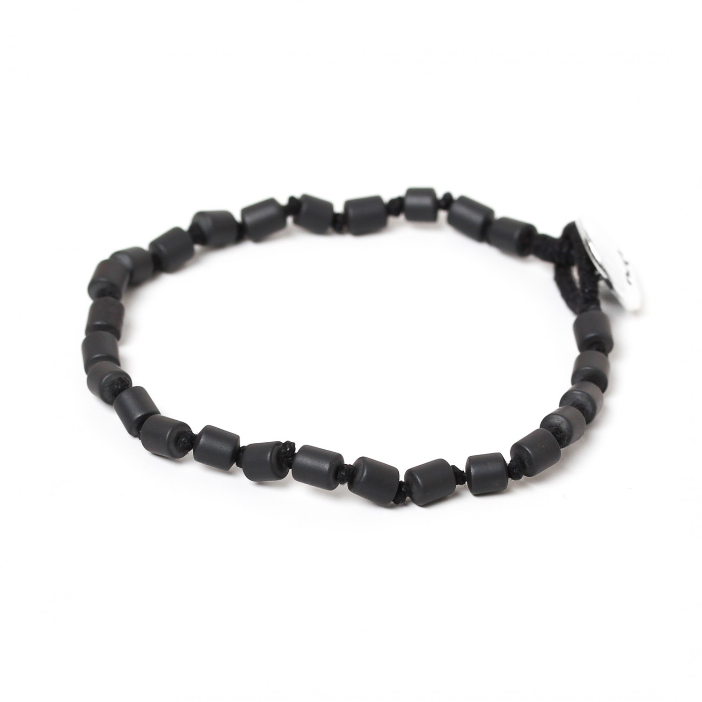 HEMATITE tubes bracelet