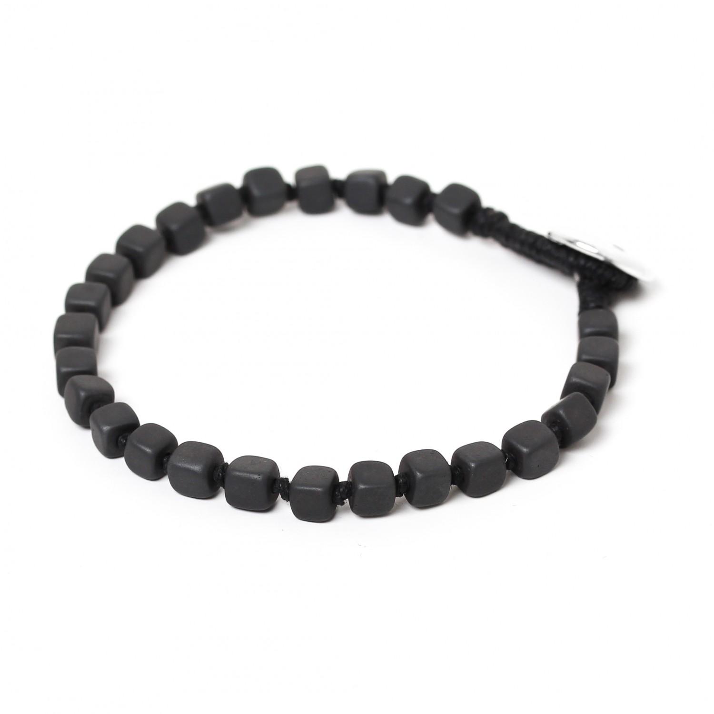 HEMATITE bracelets cubes