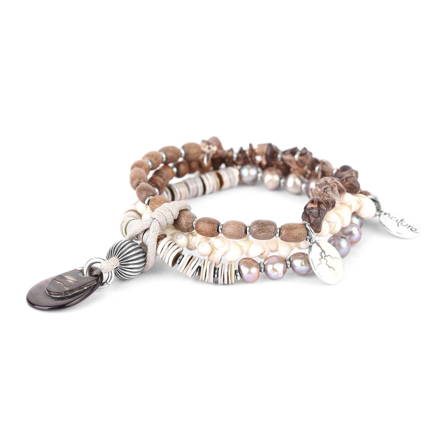 FIFTY SHADES 3 bracelets extensible