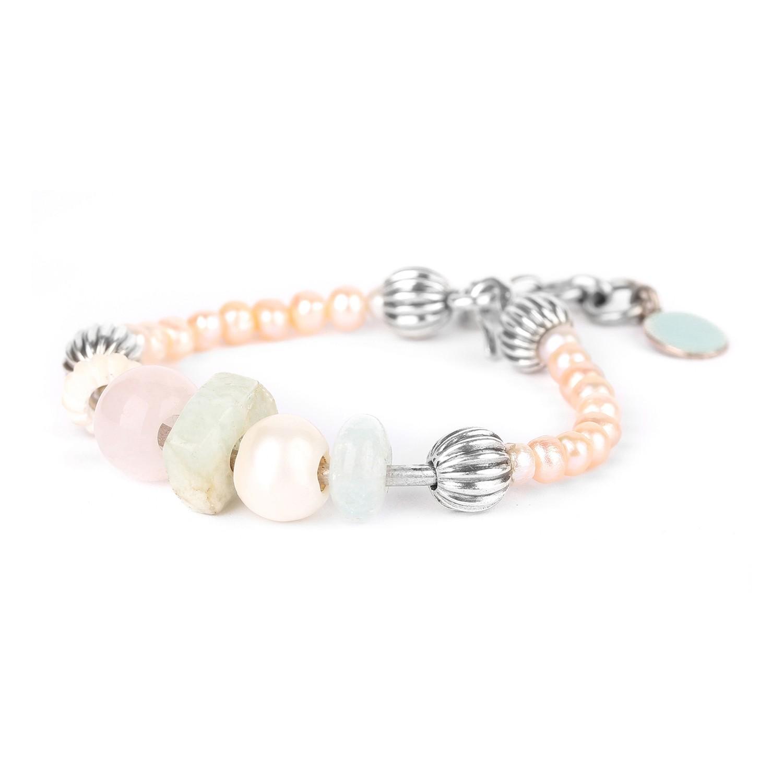 SECRET GARDEN  bracelet perles de culture